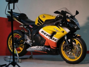 1000 CBR yellow repsol