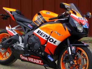 CBR Repsol 2012
