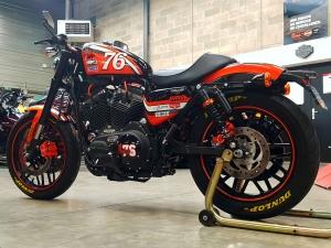Harley Nascar