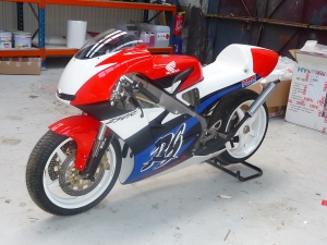 honda RS 250