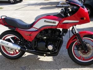 Kawasaki 750  GPZ