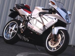MV Pagani White