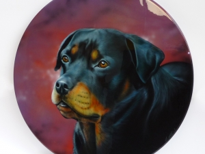 Table rotweiller