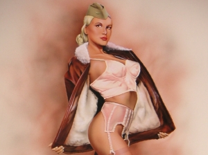 TR3 pin up