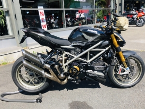 ducati streetfighter gumball