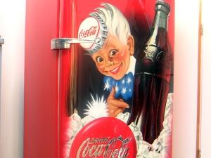 Frigidaire Coca
