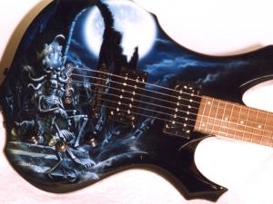 Guitare ESP